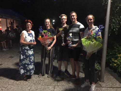 Team Harte - winnaars 2019