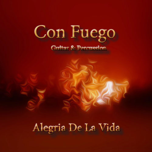 Con Fuego - guitar & percussion - David-Christopher Siedl & Yasemin Lausch