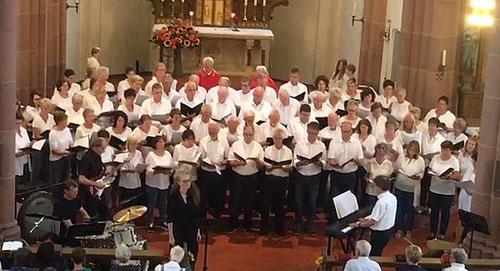 Foto: Kirchenchor Meggen