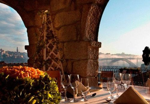 Três Séculos Restaurant, Vila Nova de Gaia, Porto