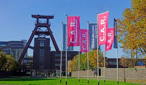 Gelände Zeche Zollverein, Essen