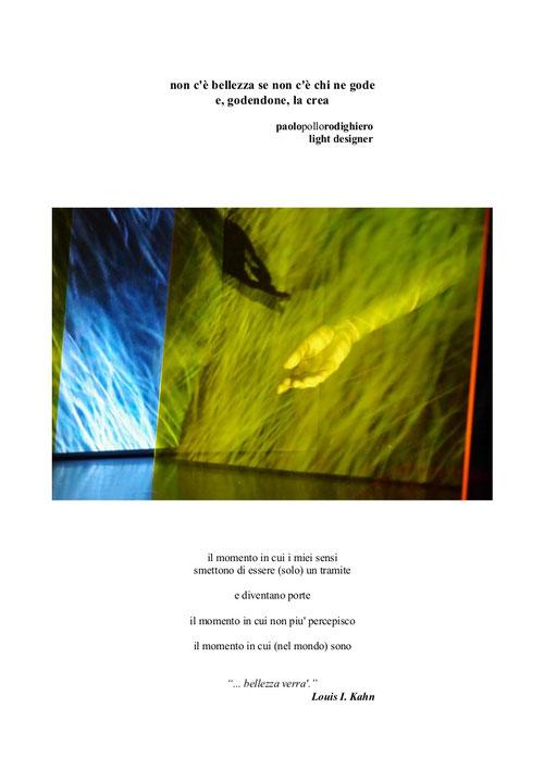 """bando """"La mia idea di bellezza"""" - maggio 2013 CCC Strozzina - Firenze"""