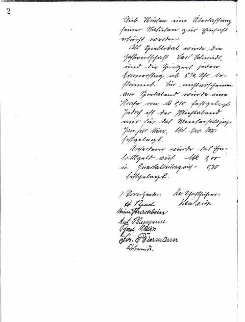Protokoll Seite 2