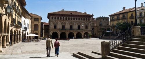 экскурсии в музей Пикассо барселоны испанская деревня барселоны, испанская деревня в барселоне, пуэбло еспаньол, испанский городок в барселоне