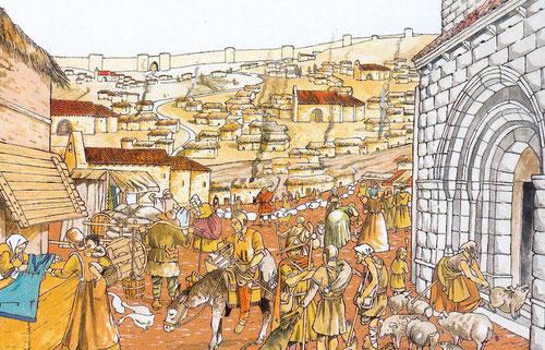 романское искусство, искусство каталонии, каталонское искусство