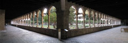 монастырь педралвес, монастырь педралбес в барселоне