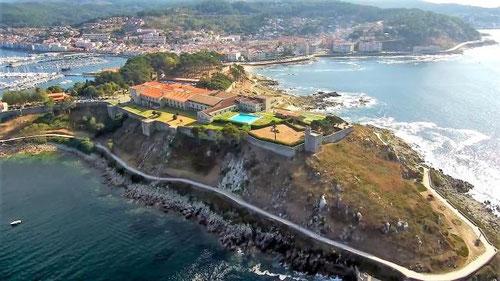 Тур по атлантическому побережью Испании, тур по северу Португалии, тур по Галисии. Виго, Ла Корунья, Сантьяго дэ Компостела, Порто
