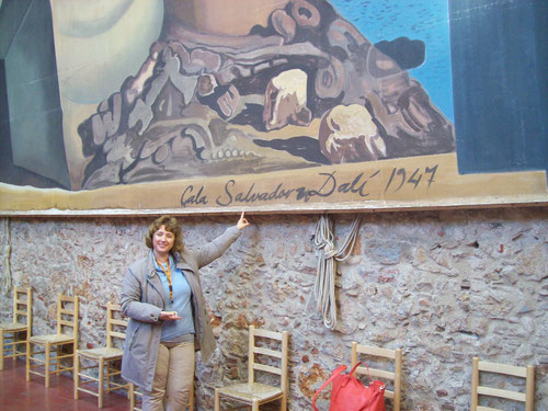 Экскурсия в музее Сальвадора Дали, гид в музее Сальвадора Дали