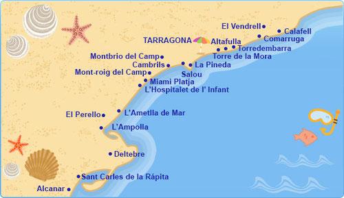 экскурсии в Барселоне, экскурсии с побережья, что посмотреть в Барселоне, куда поехать с побережья
