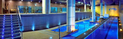 спортивные сборы в испании, тренировочные сборы в испании, матаро, спортивный комплекс в Калелье, олимпийский бассейн в испании