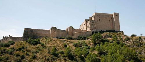 Замок Миравет, экскурсия в замке Миравет, гид в замке Миравет, крепость Миравет, замок тамплиеров,