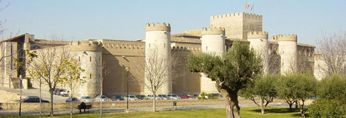 Дворец Альхаферия, экскурсии в Альхаферия, Зарагоса, Сарагоса, гид в Сарагосе, экскурсии по Зарагосе