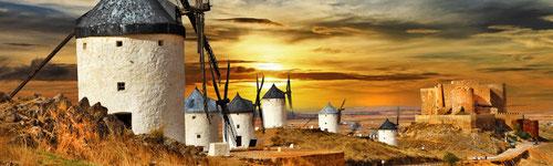 Тур по Испании, тур по Кастилье ла Манче, тур по местам Дон Кихота, экскурсии по Испании, экскурсии по Португалии