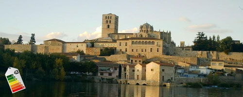 Certificación energética en Zamora