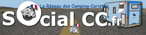 NOUVEAU: Réseau Social pour Camping-Car