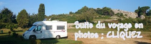 CLIQUEZ pour aller directement au récit du voyage et ses photos