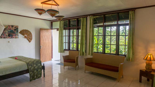L'interno dell'Hilltop del Thalassa Dive Resort Manado, Sulawesi - Indonesia (Photo by Thalassa Dive Resort)
