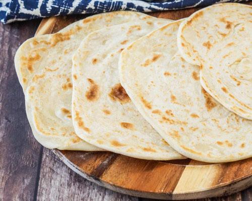 Ricetta del Chapati, pane indiano non lievitato (Photo by Diwakar Mishra)