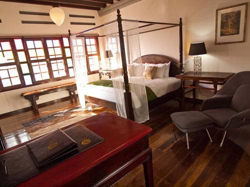 Transfer Suite all'Hotel Penaga a Penang
