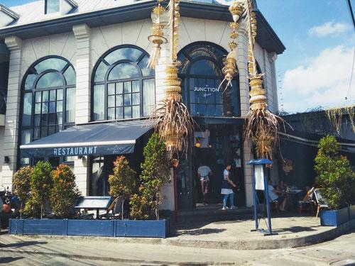 Il ristorante The Junction House a Seminyak - Bali (Photo by Gabriele Ferrando)