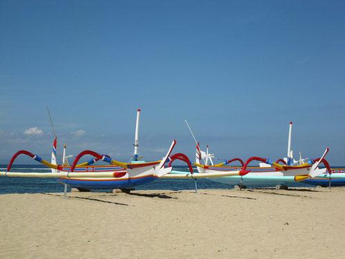 Sanur Beach - spiaggia di Sanur, Bali