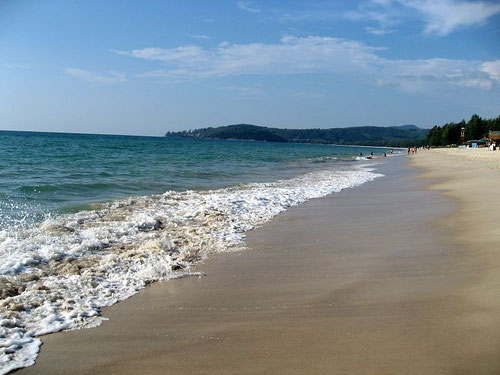 Bangtao Beach a Phuket (Photo by Tiger@西北)