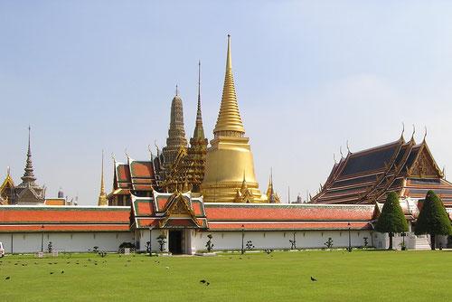 Grand Palace a Bangkok (Photo by D.Alyoshin)