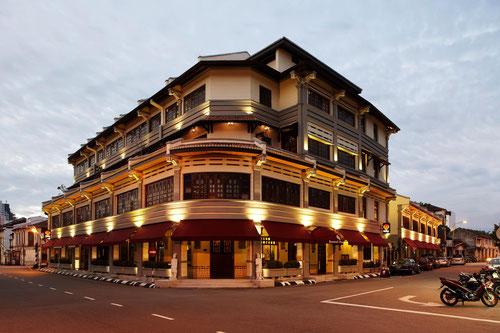 Hotel Penaga in Georgetown - Penang - Malaysia