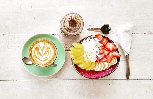 Colazione salutare al Milk and Madu Cafe a Canggu (Photo By Milk and Madu)