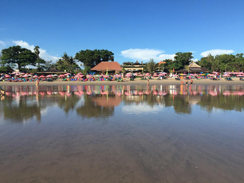 Seminyak Beach - Bali (Photo by Gabriele Ferrando)