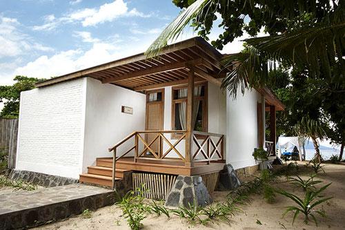 Luxury Villa al Siladen Resort and Spa (Photo by Siladen Resort and Spa)