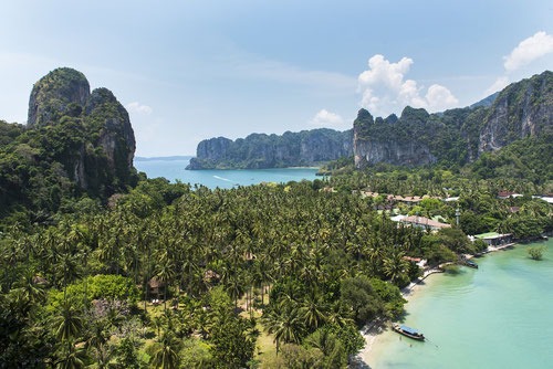 Railay Bay a Krabi, Thailandia