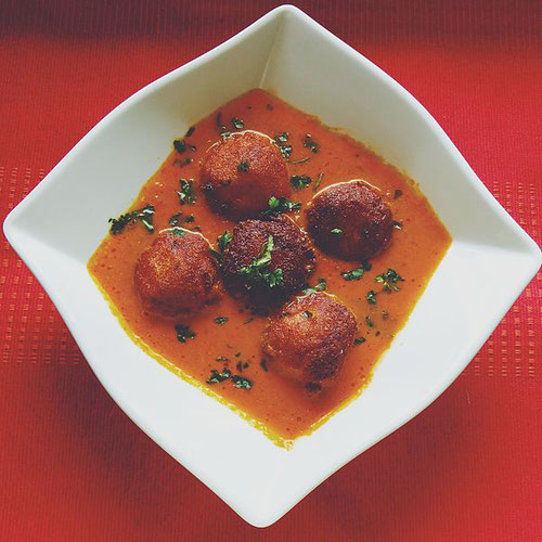 MALAI KOFTA (Photo by Monali Mishra)