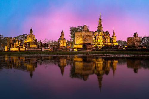 Ayutthaya by night