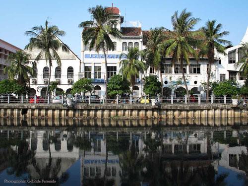Uno scorcio di Old Batavia, la zona coloniale di Jakarta (Photo by Gabriele Ferrando)