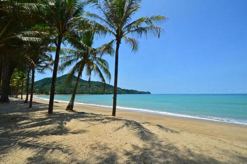 La splendida Kamala Beach a Phuket