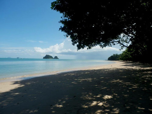 Spiaggia di Koh Yao Noi (Photo by SAMSAM)