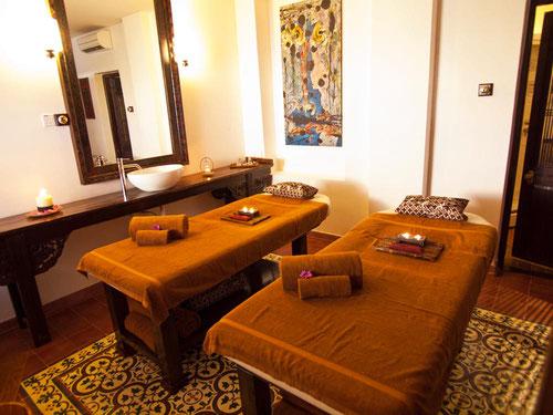 La Spa dell'Hotel Penaga a Penang