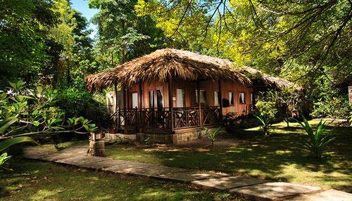 Garden View Villa at Siladen Resort and Spa (Photo by Siladen Resort)