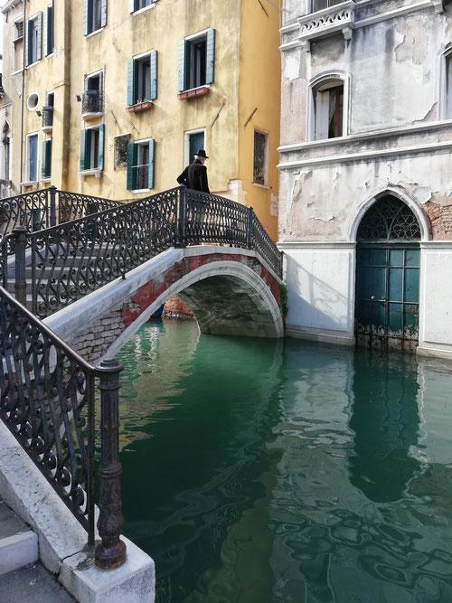 Venedig Oktober 2020 / Foto HF