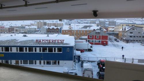 Hafen von Hammerfest