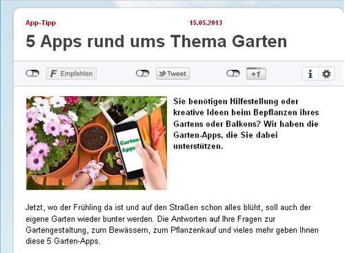 Antenne Niedersachsen - Appverlag App Zur Gartengestaltung