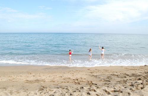 barcelona/beach 2008