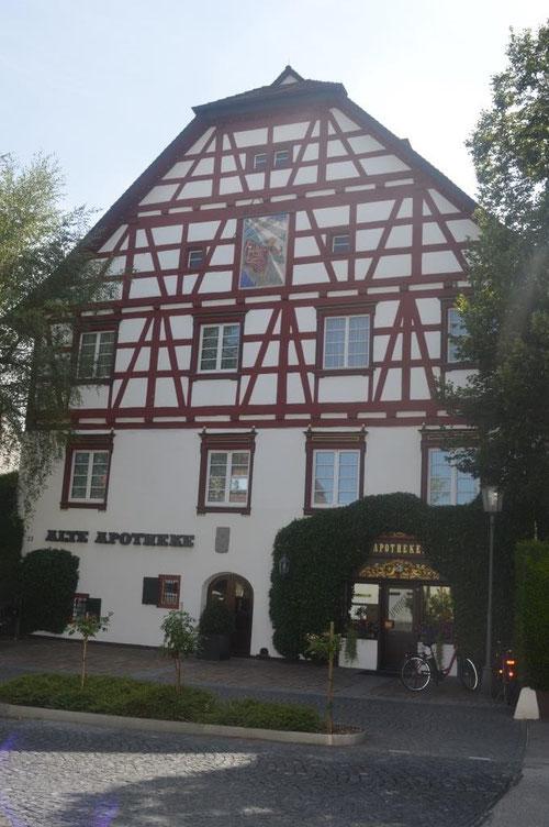 Alte Apotheke Bad Schussenried