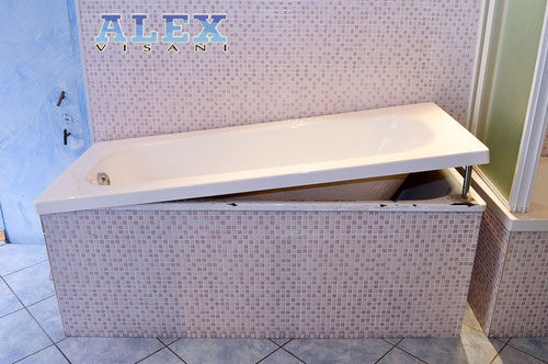 Alex vasche firenze chi siamo servizi per il rinnovo completo del bagno alex vasche - Sovrapposizione vasca da bagno ...
