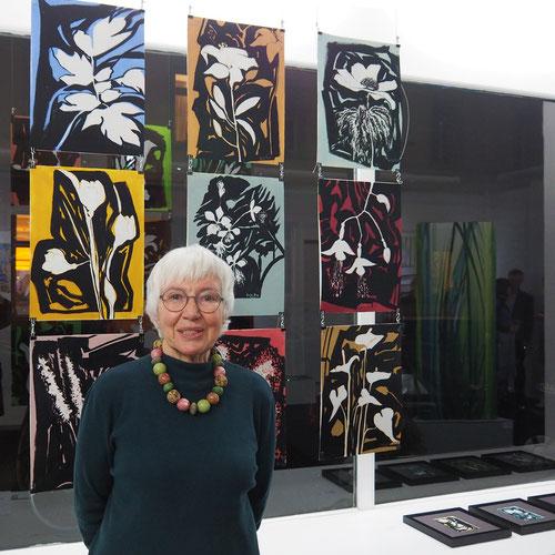 Katja Hess,  GEDOK Galerie, GEDOK Heidelberg