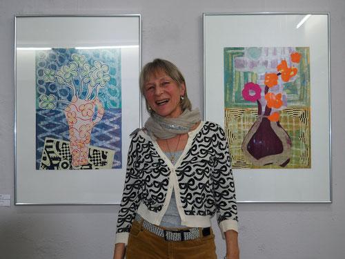 Lisa BergerLisa Berger, Ausstellung Treibhaus , GEDOK Galerie, GEDOK Heidelberg
