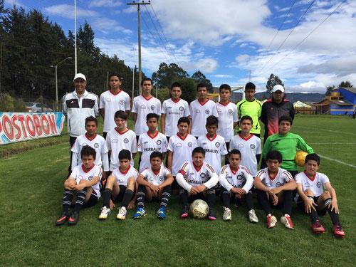 Equipo Infantil de San Pablo, Torneo Maracaná 2014