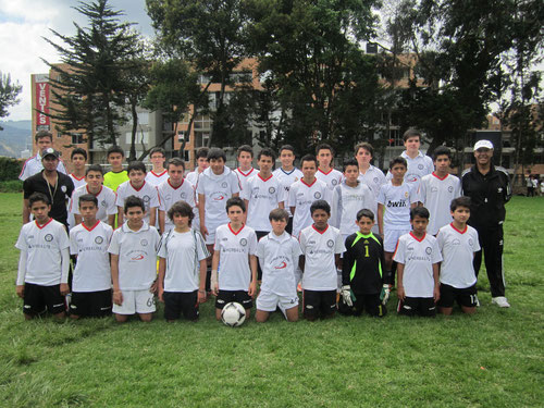 Sub-15 Año 2012