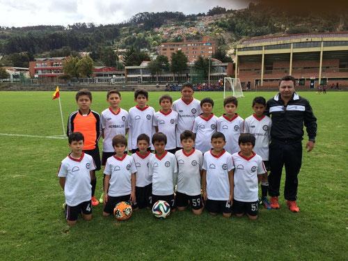 San Pablo, en las eliminatorias al Mundialito 2014 , Mayo 2014